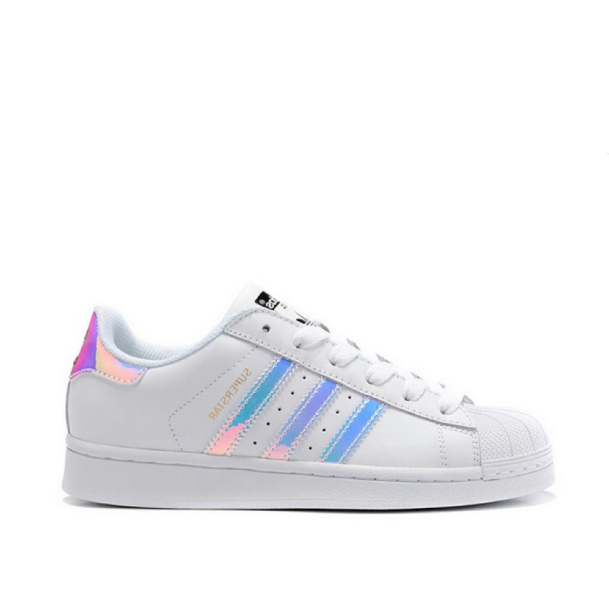 adidas superstar holographic